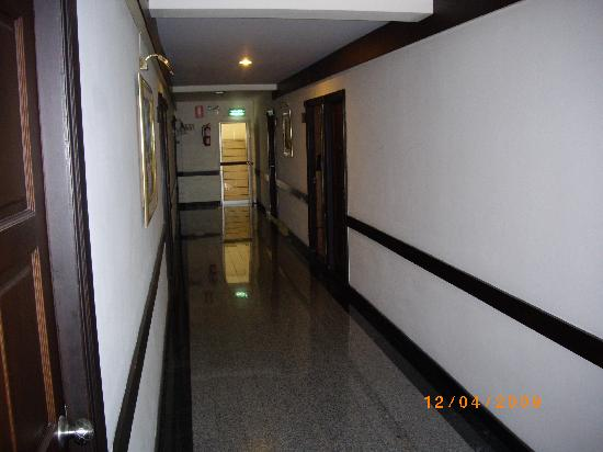 Howard Square Boutique Hotel: 8th floor