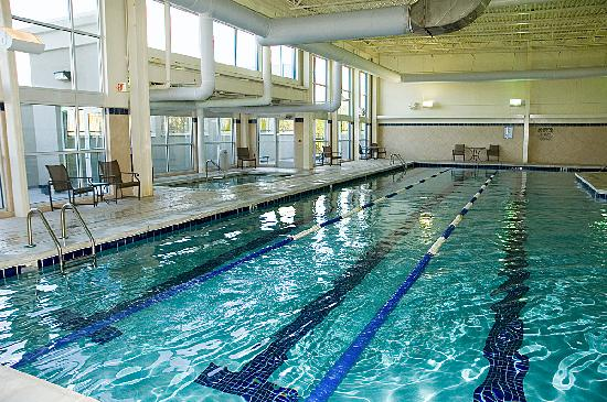 Renaissance Raleigh North Hills Hotel Fitness Center Pool
