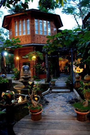Sisaket, Thailand: Cozy Place