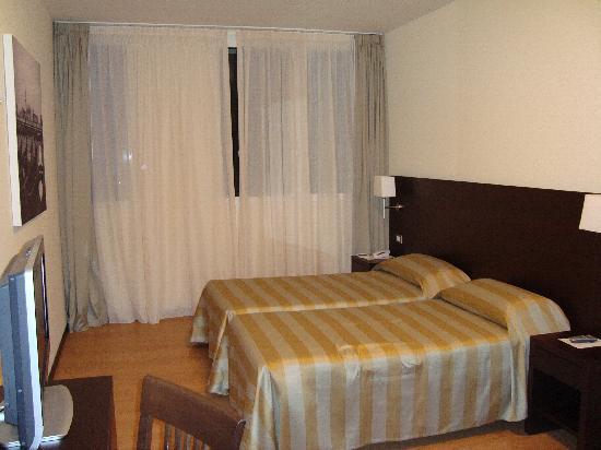 Quality Hotel Delfino Venezia Mestre: Room