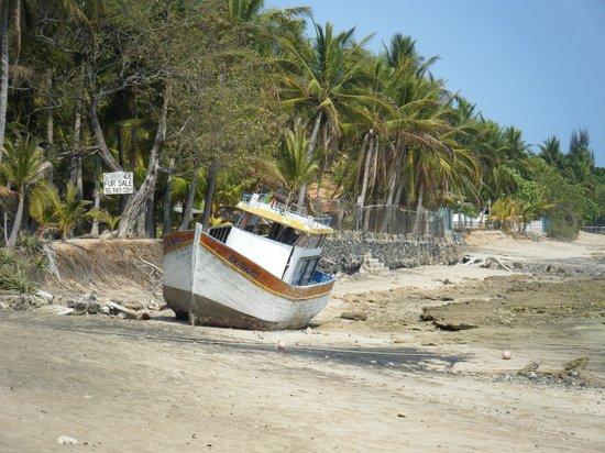Sonsonate, El Salvador: Épave du Decameron