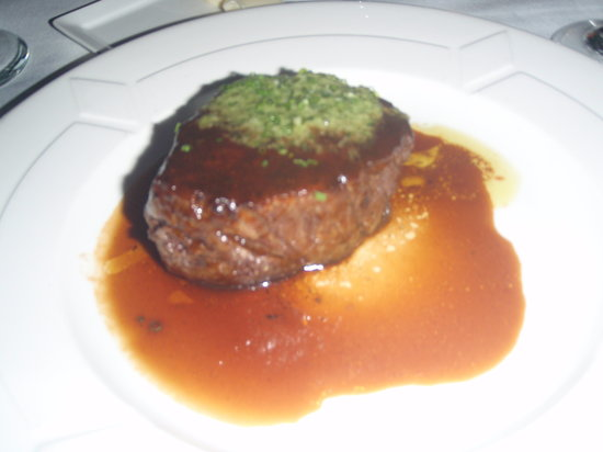 The Signature Room at the 95th: The filet
