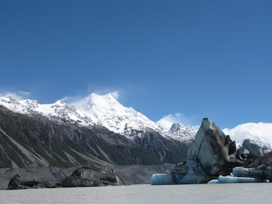 New Zealand: Mount Cook
