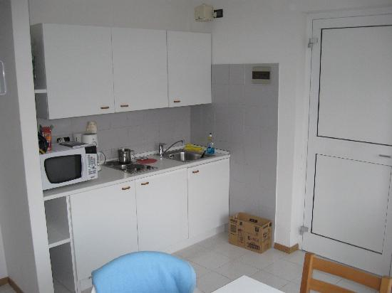 Residence Marina: Kitchen