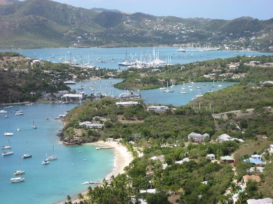Caribbean: Nelson's Dockyard and English Harbour, Antigua