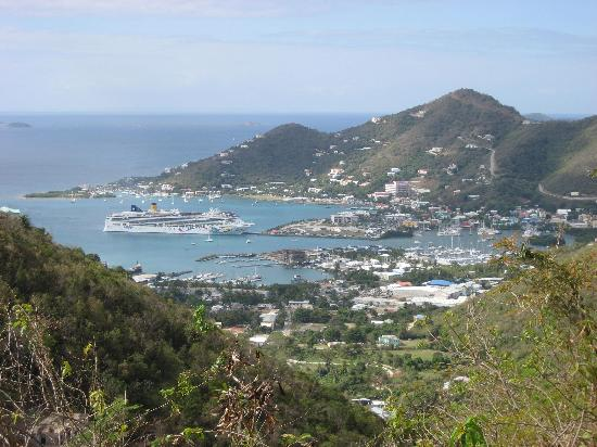 Caribbean: Tortola, British Virgin Islands