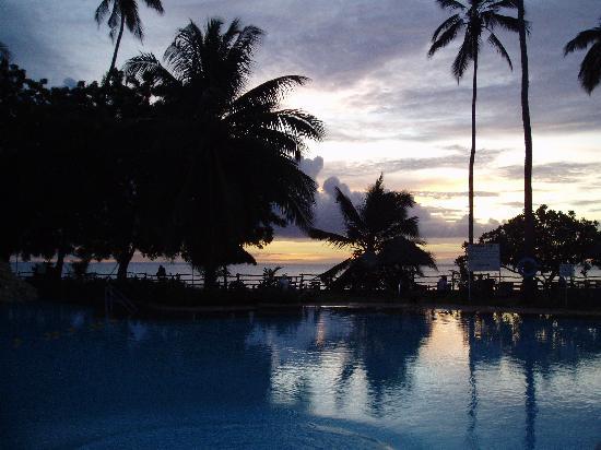 Stone Town, Tanzanie : sunset in zanzibar(zanzibar beach hotel)