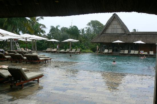 Zimmer picture of club med la pointe aux canonniers for Swimming pool mauritius