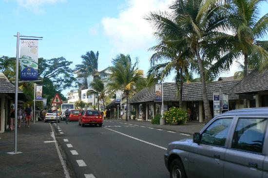 Club Med La Pointe aux Canonniers : Grand Bay - 5 min drive from the hotel