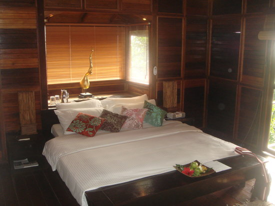 Japamala Resort - By Samadhi: our lovely room