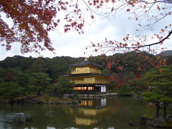 Kyoto, Japonya: Kinkakuji Temple