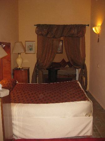 """Dar Loulema : Room called """"Souira"""""""
