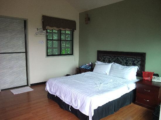 Mount Kinabalu Heritage Resort & Spa : Neatly Furnished