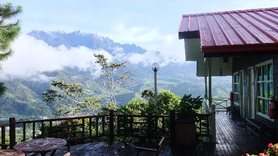 Mount Kinabalu Heritage Resort & Spa: Chalet With Mount Kinabalu Backdrop