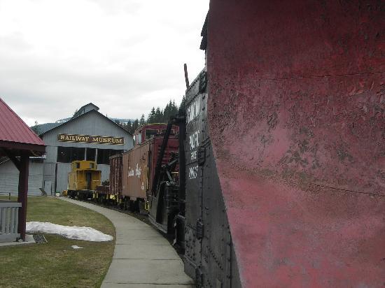 Super 8 Revelstoke BC: Railway Museum
