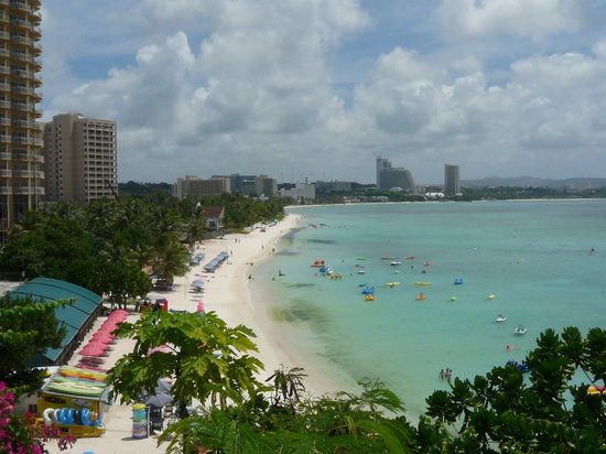 Guam, جزر ماريانا: guam