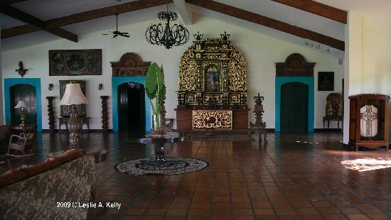 Hotel El Convento: Lounge Area