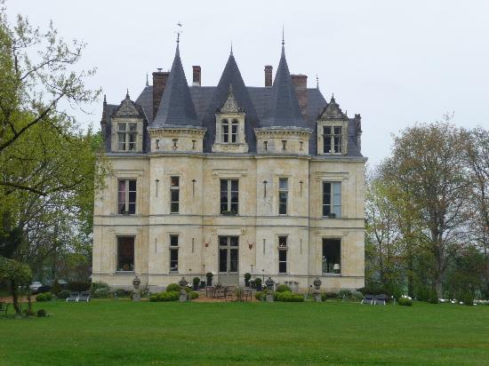 Chateau de la Verrerie: Vue du parc
