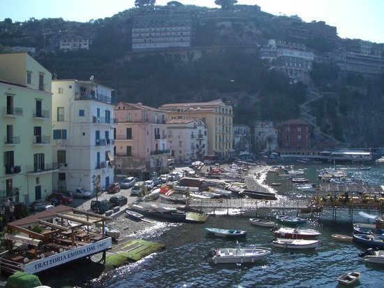 ซอร์เรนโต, อิตาลี: Marina Grande