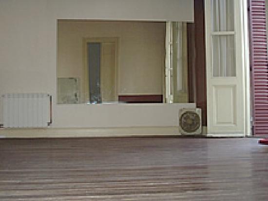 La Casa de Maria Tango: Salon de danse ou de cours
