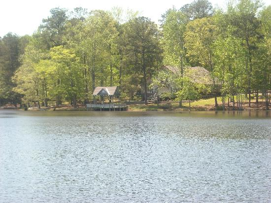 Pine Mountain, GA: Lake Innsbruck