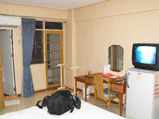 Jim's Lodge : room interior