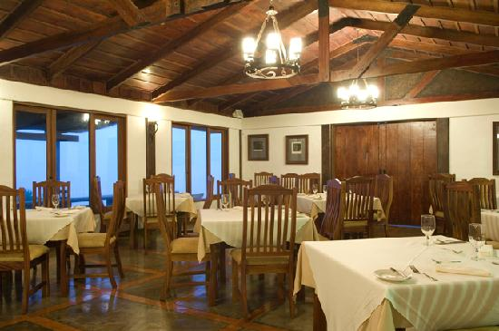 "Villa Blanca Cloud Forest Hotel and Nature Reserve: Restaurant ""El Sendero"""