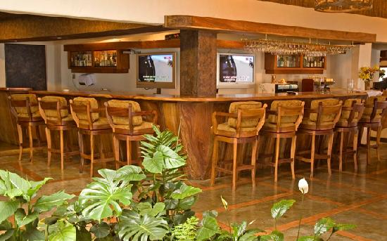 "Villa Blanca Cloud Forest Hotel and Nature Reserve: Bar ""Aqui No Mas"""