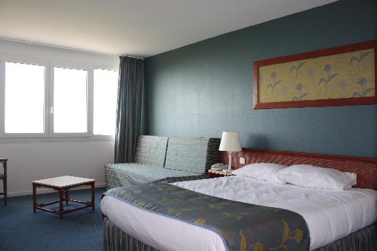 Hotel de l'Europe : Chambre