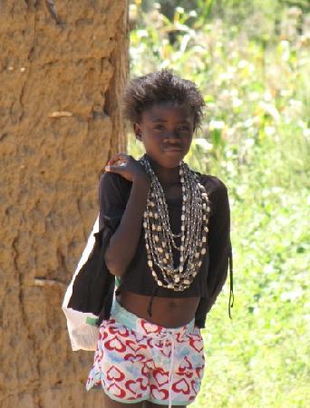 ناميبيا: village people