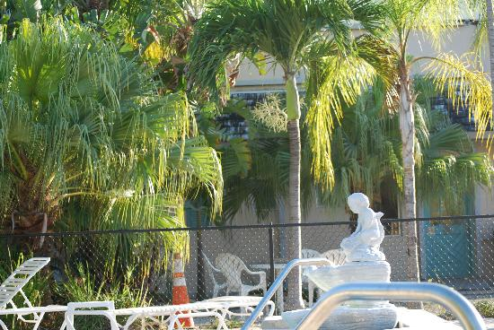 Rodeway Inn & Suites: Pool at Key Largo Inn