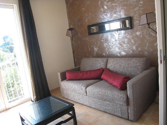 Hotel de la Fossette : Une suite sublime