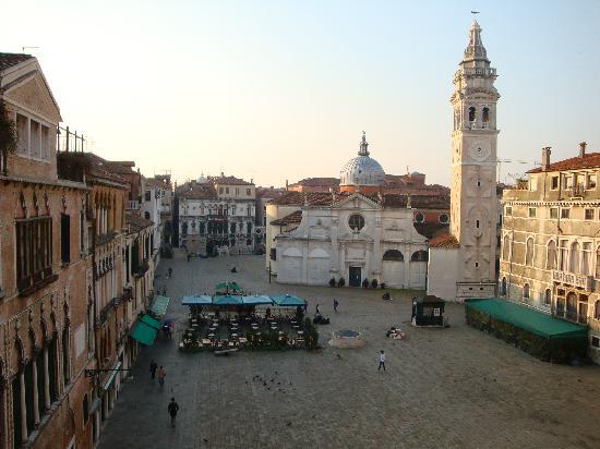 روزيني بالاس هوتل: View from Ruzzini Palace