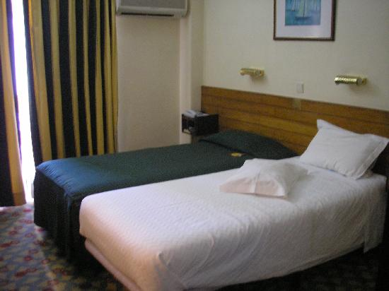 Hotel Jorge V: acogedora