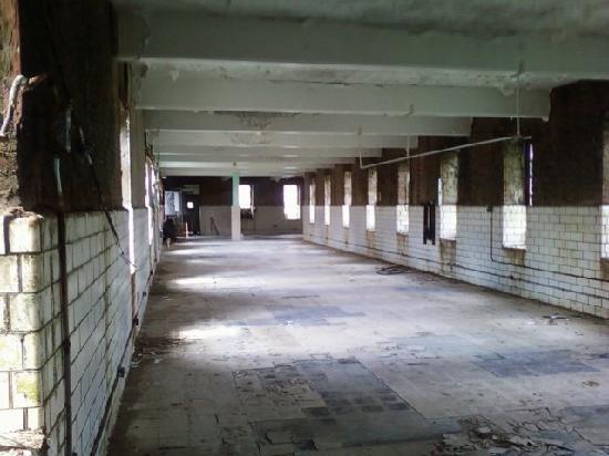 Trans-Allegheny Lunatic Asylum: Corridor