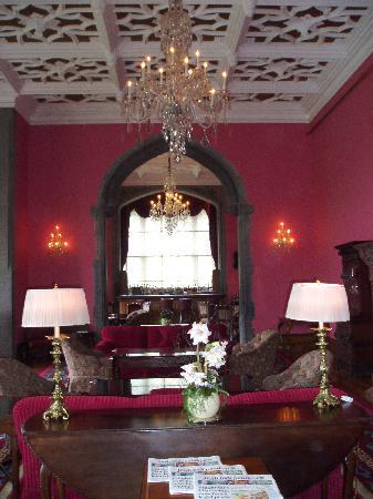 Adare Manor Hotel & Golf Resort: The bar in the Manor