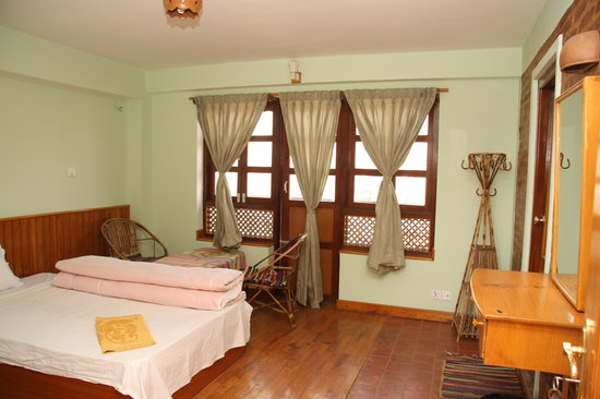Shiva Guest House1 & 2: Newly opened rooms in SGH 2