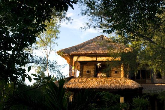 Alam Gili: 2 storey fish suite