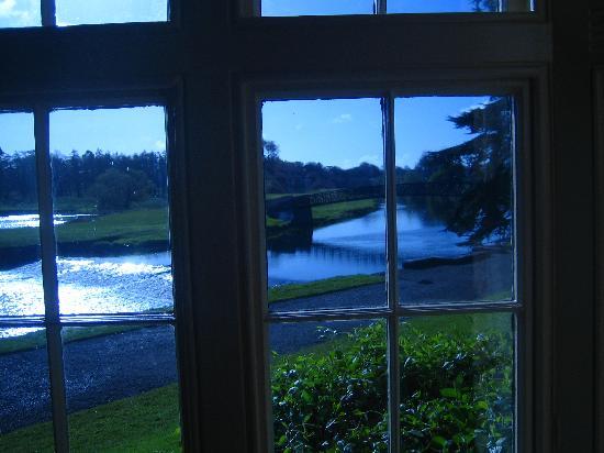 Adare Manor Hotel & Golf Resort: From our bedroom