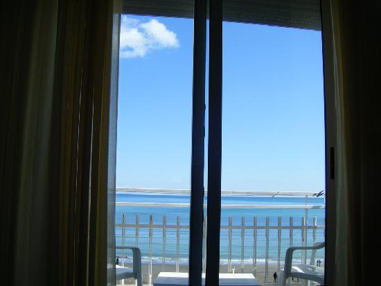 Hotel Margareth : Vista dalla camera 305