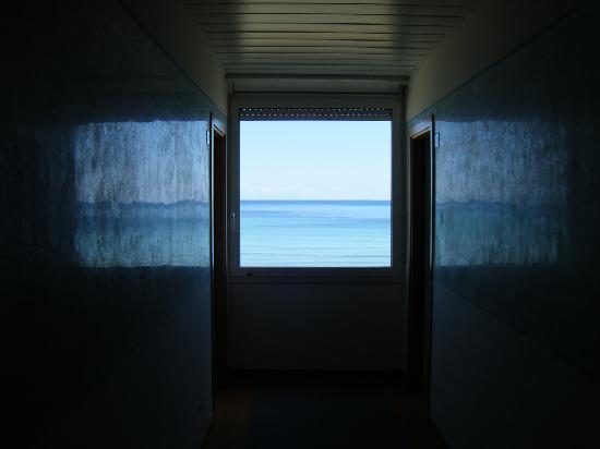 Hotel Margareth : Scorcio dal corridoio