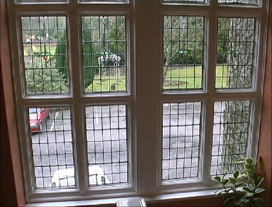 Dalmeny Park Country House Hotel: inside