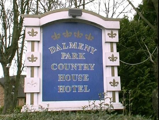 Dalmeny Park Country House Hotel: you're here ;D