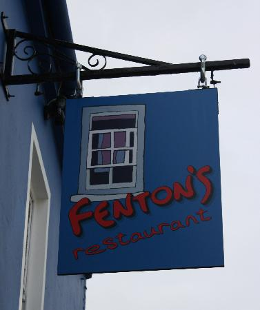 Fenton's Of Dingle: Ireland: co. Kerry - Dingle - Fenton's Restaurant, Green Street
