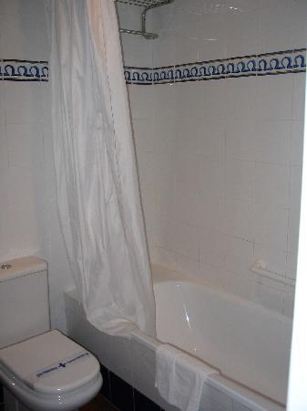 Hotel Casa del Regidor: salle de bain