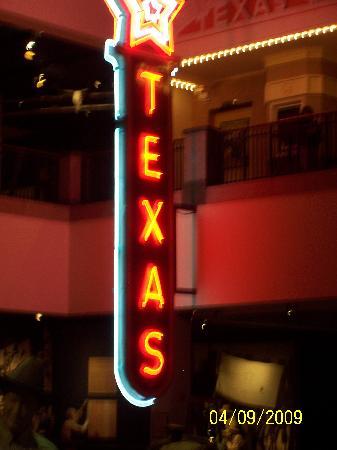 Austin, TX: Marque sign