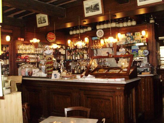 Corte dell'Oca: il bar