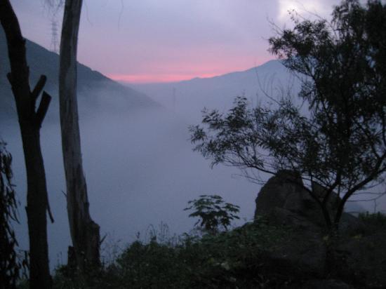 Matucana, Peru: paisaje en Callahuanca