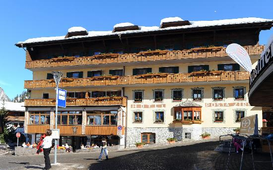 Posta Zirm Hotel : External View 1