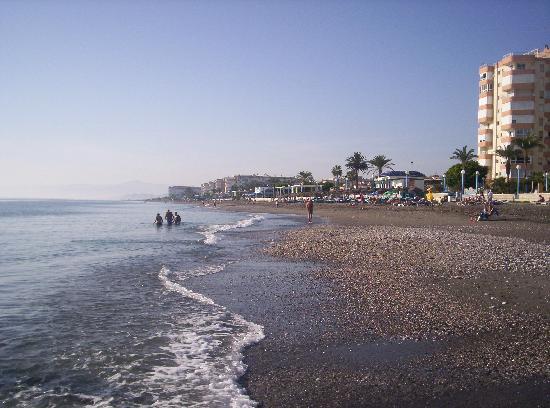 Torrox Costa Promenade: Torrox Beach